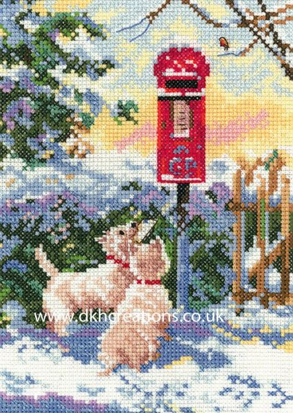 What Now Cross Stitch Kit